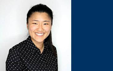A headshot of Michelle Huang